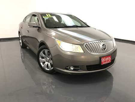 2011 Buick LaCrosse CXL for Sale  - 15823B  - C & S Car Company