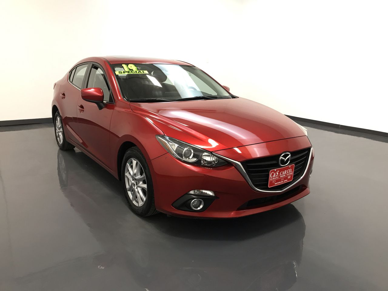 2014 Mazda Mazda3 i Grand Touring  - 15823A  - C & S Car Company