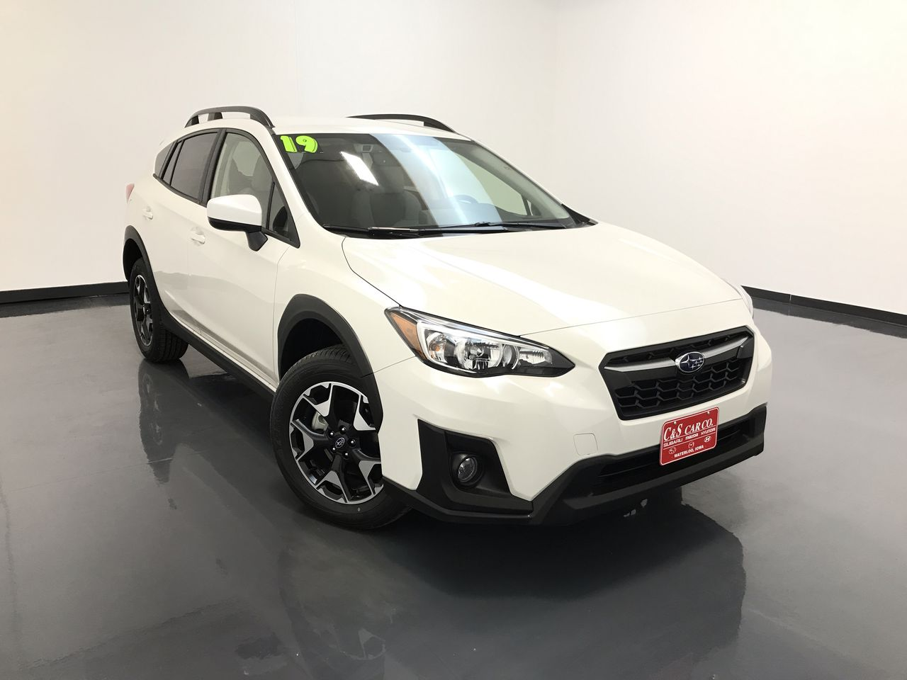 2019 Subaru Crosstrek 2.0i Premium w/Eyesight  - SC8208  - C & S Car Company