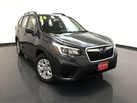 2020 Subaru Forester 2.5i w/Eyesight for Sale  - SB8205  - C & S Car Company