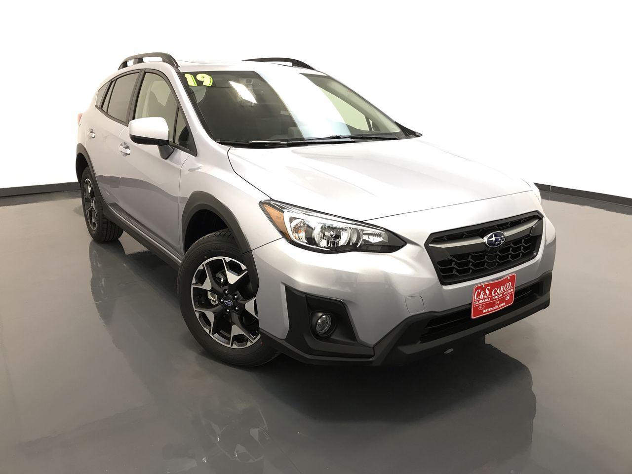 2019 Subaru Crosstrek 2.0i Premium w/Eyesight  - SC8203  - C & S Car Company