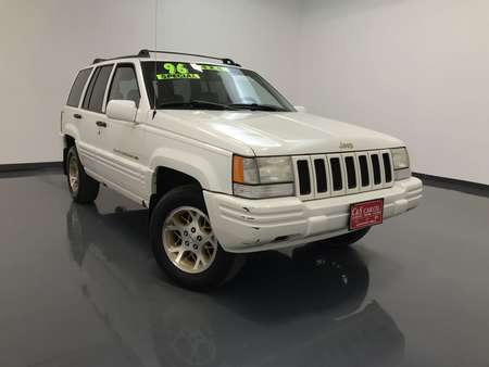 1996 Jeep Grand Cherokee Limited for Sale  - SB7128B  - C & S Car Company