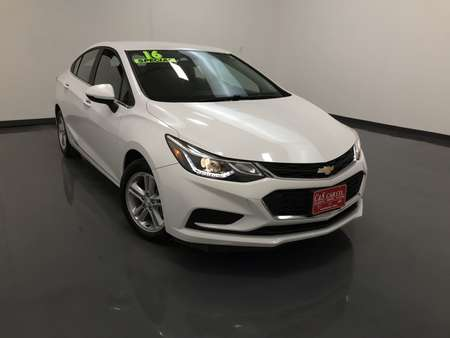 2016 Chevrolet Cruze LT for Sale  - HY7829A  - C & S Car Company