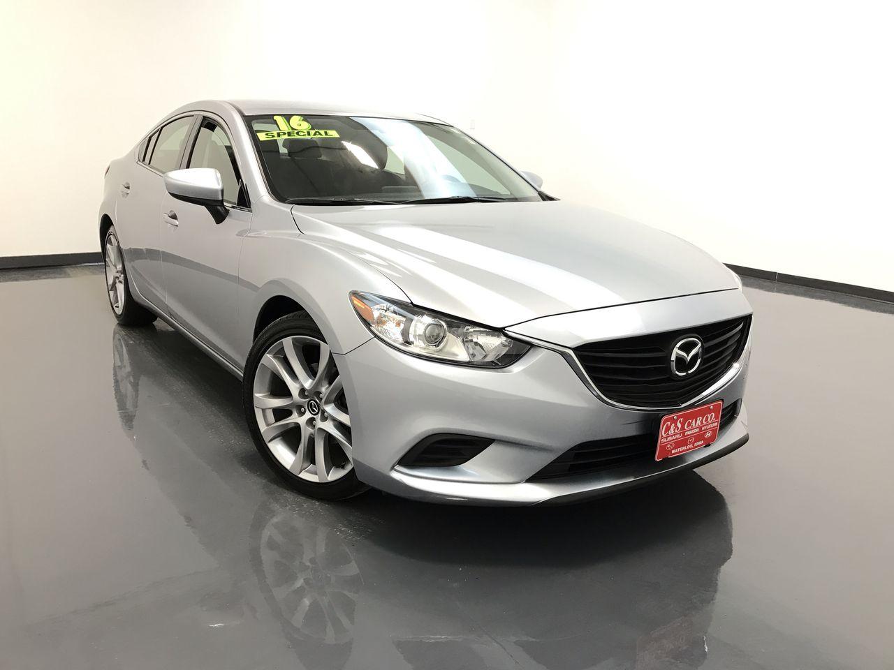 2016 Mazda Mazda6 i Touring  - SB7704B  - C & S Car Company