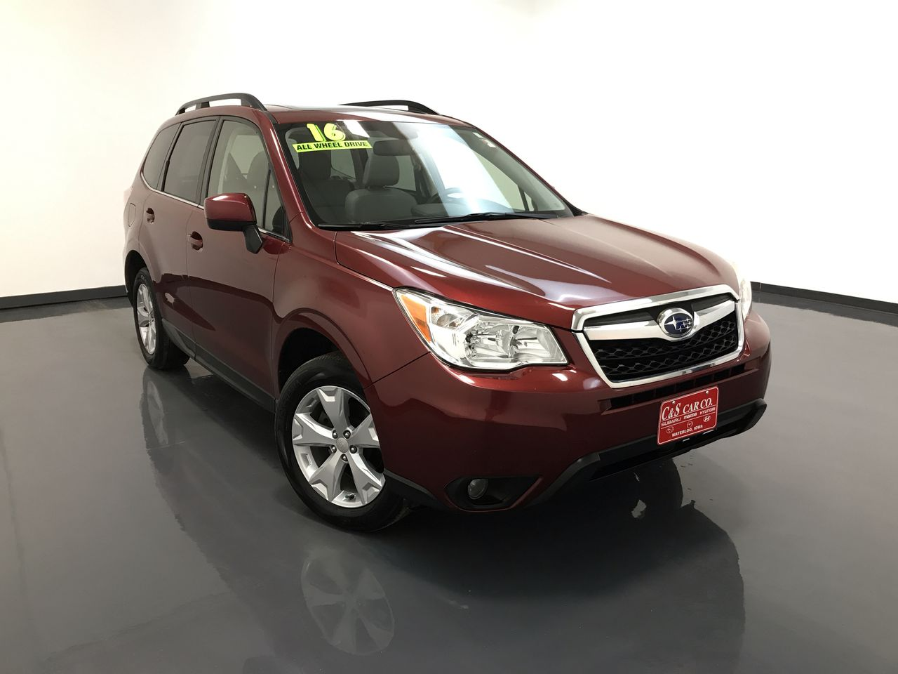 2016 Subaru Forester 2.5i Limited w/Eyesight  - SB8227A  - C & S Car Company
