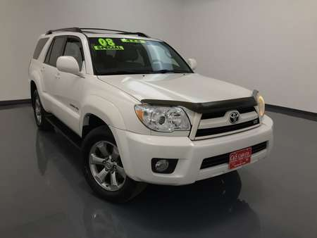 2008 Toyota 4Runner Limited  4X4 V8 for Sale  - 15919A  - C & S Car Company