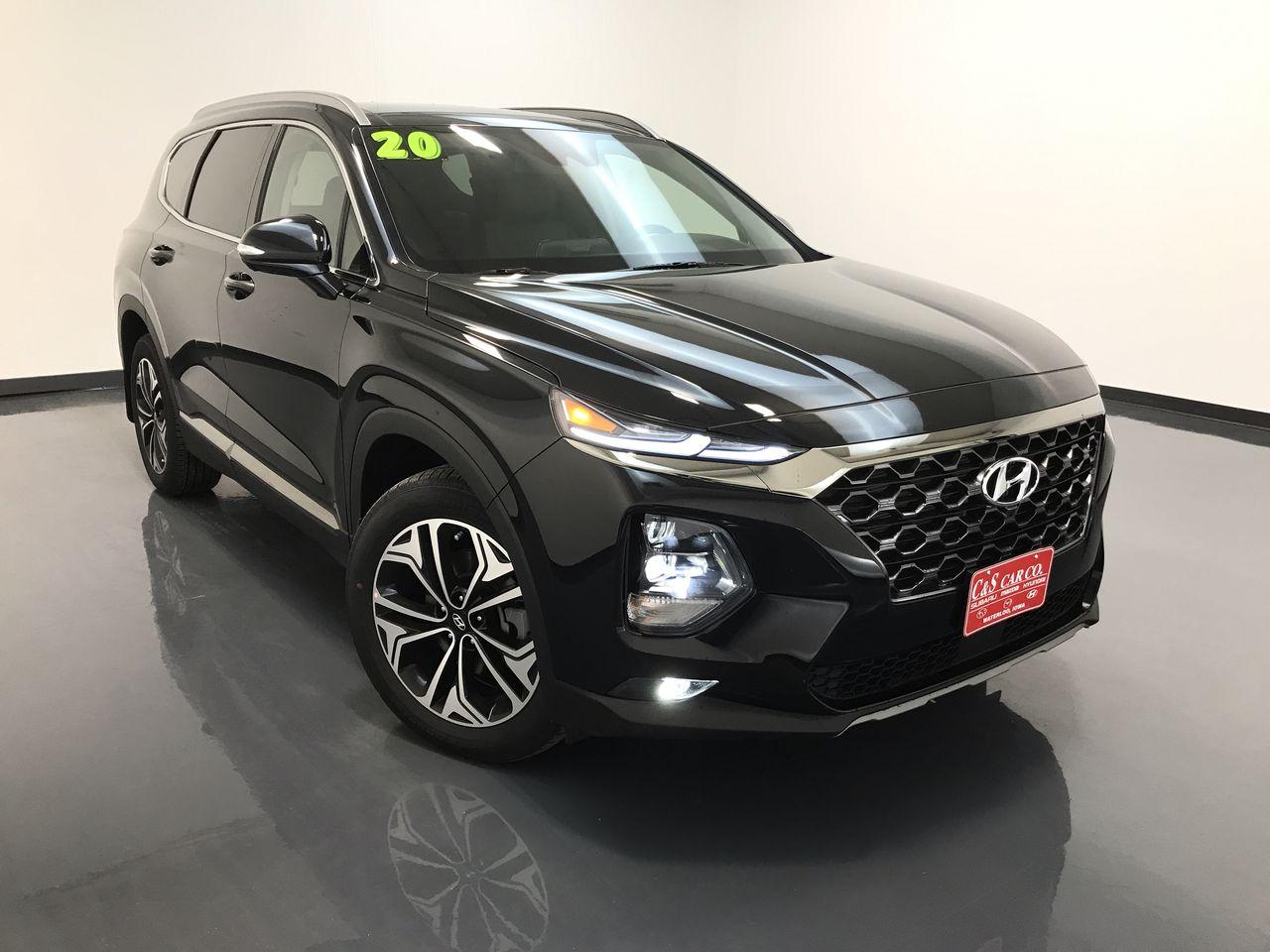 2020 Hyundai Santa Fe Limited 2.0T AWD  - HY8255  - C & S Car Company