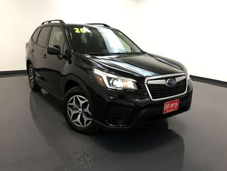 2020 Subaru Forester 2.5i Premium w/Eyesight for Sale  - SB8252  - C & S Car Company