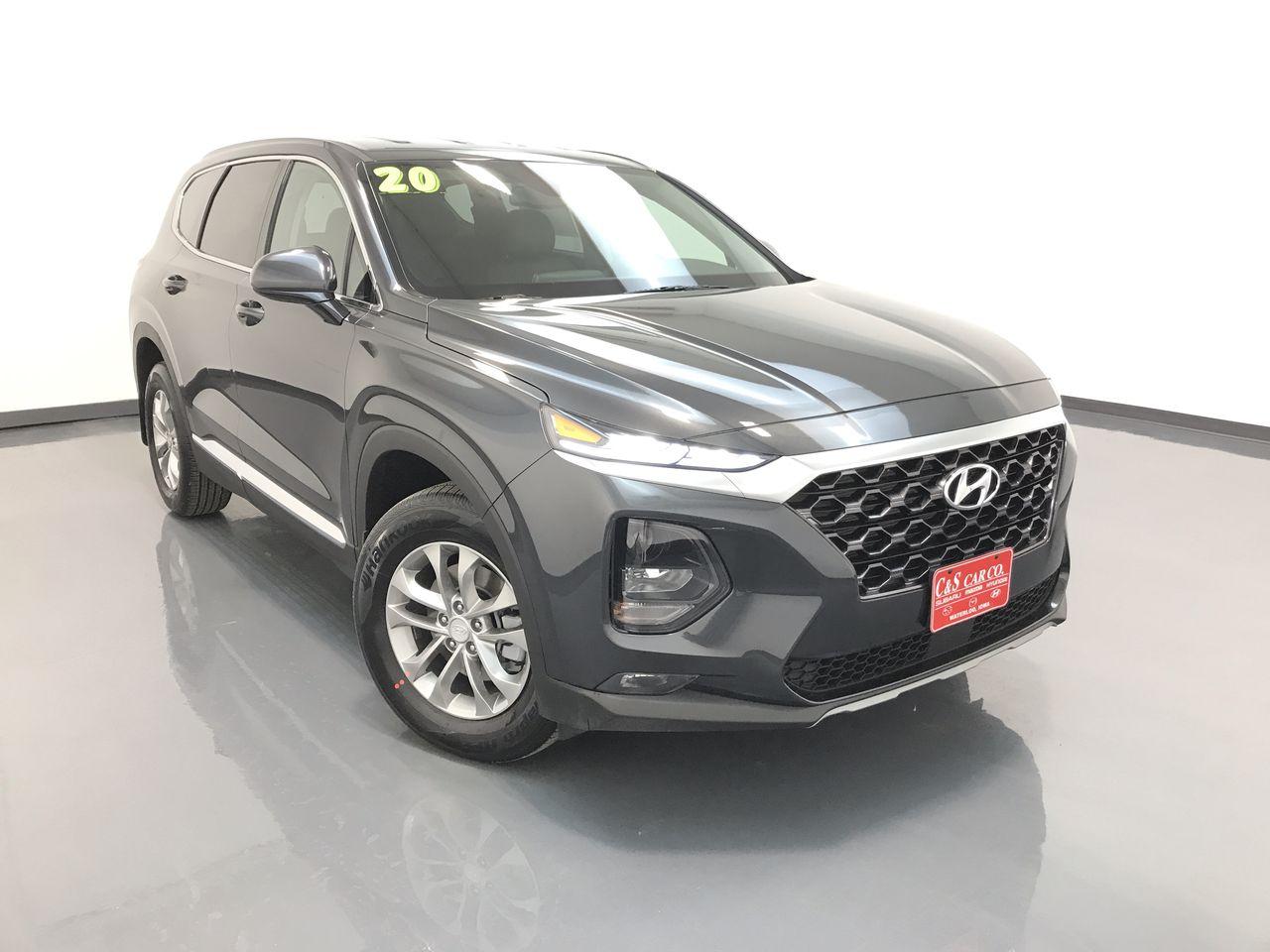 2020 Hyundai Santa Fe SEL 2.4L  - HY8256  - C & S Car Company