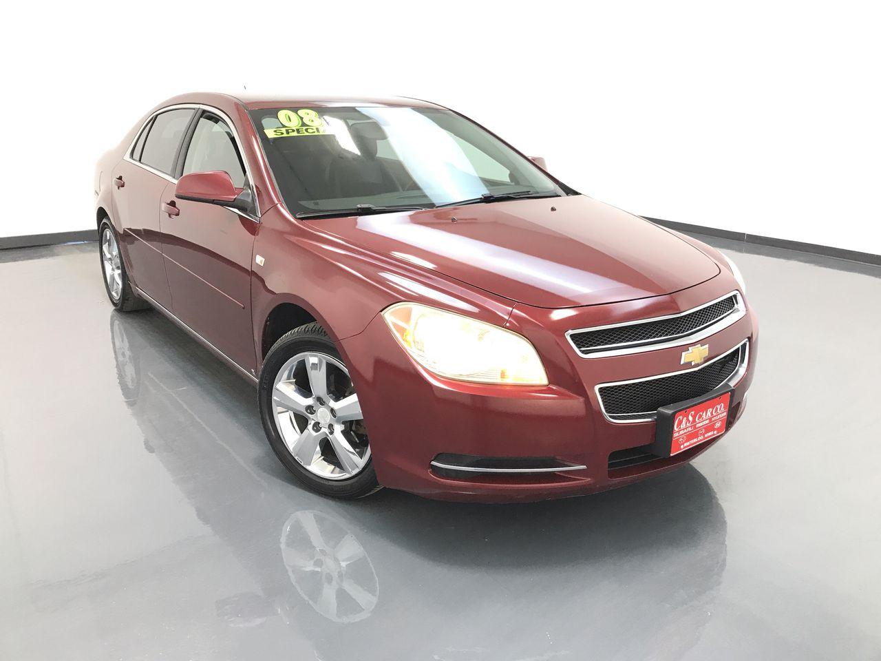 2008 Chevrolet Malibu  - C & S Car Company
