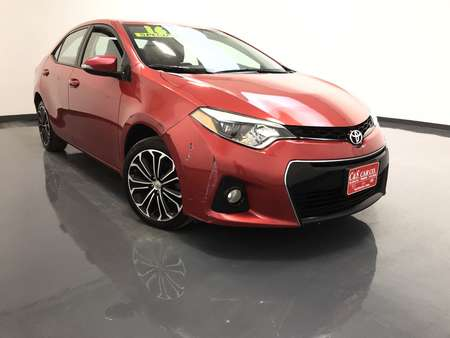 2016 Toyota Corolla S for Sale  - SB7955B  - C & S Car Company