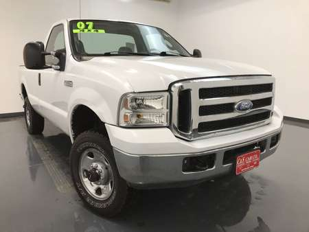 2007 Ford F-250 XLT Reg Cab 4WD for Sale  - 15905A  - C & S Car Company