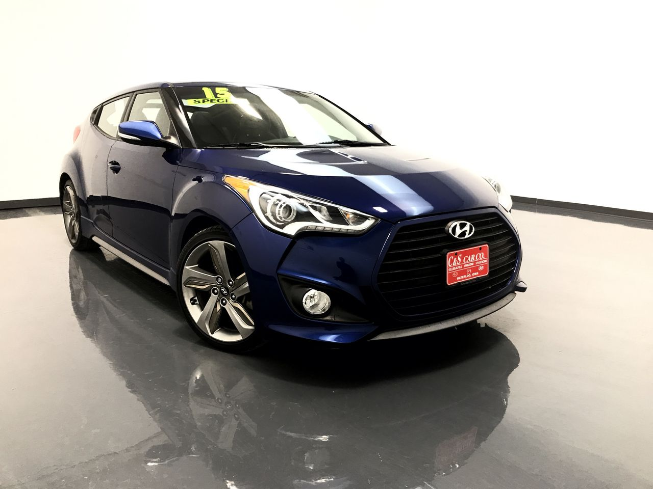 2015 Hyundai Veloster 3D Coupe  - 15920  - C & S Car Company