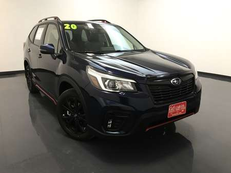 2020 Subaru Forester 2.5i Sport w/Eyesight for Sale  - SB8272  - C & S Car Company