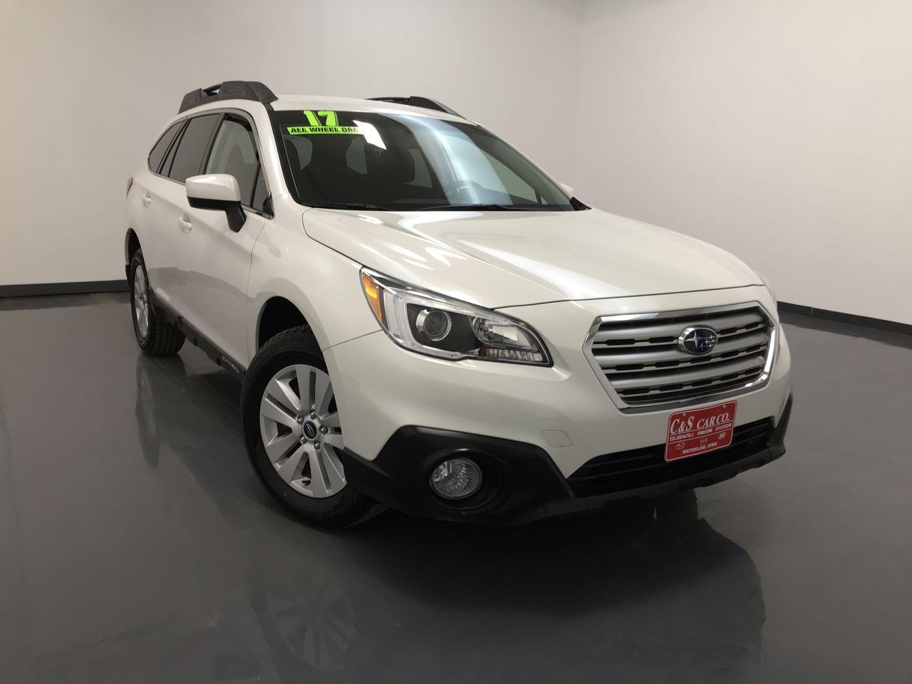 2017 Subaru Outback  - C & S Car Company