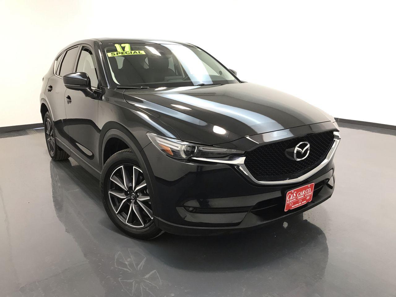 2017 Mazda CX-5 Grand Select  - MA3317A  - C & S Car Company