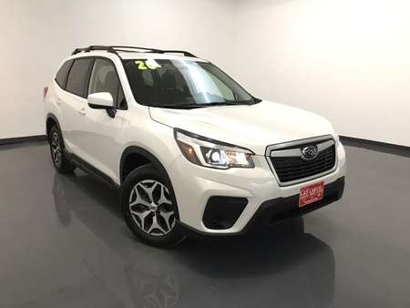 2020 Subaru Forester 2.5i Premium w/Eyesight for Sale  - SB8278  - C & S Car Company