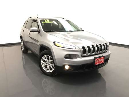 2015 Jeep Cherokee Latitude 4WD for Sale  - HY8233A  - C & S Car Company