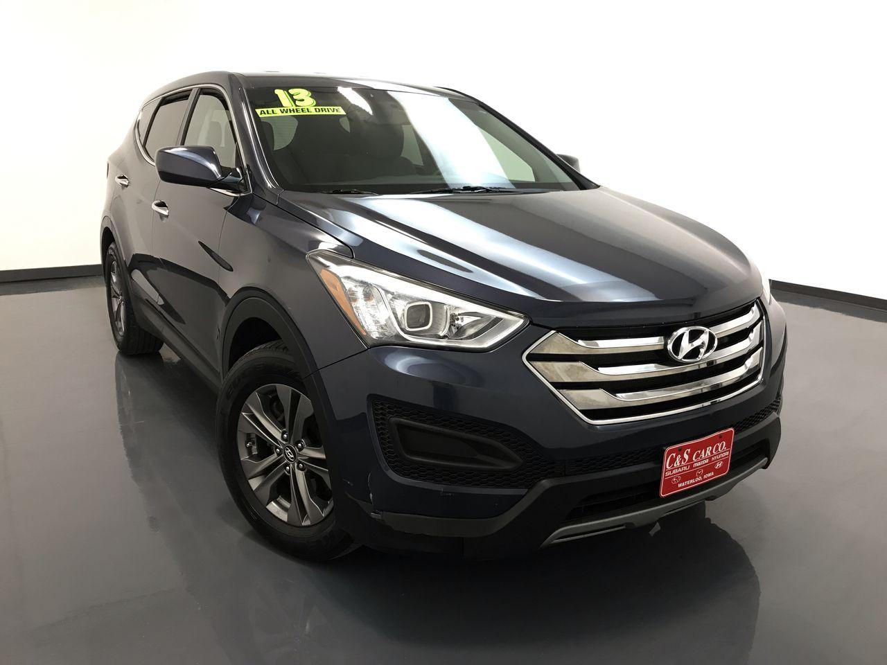 2013 Hyundai Santa Fe  - C & S Car Company