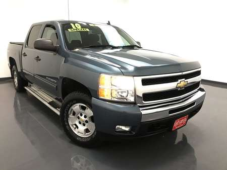 2010 Chevrolet Silverado 1500 LT Crew Cab 4WD for Sale  - 15945  - C & S Car Company