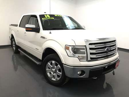 2014 Ford F-150 Lariat Supercrew 4WD for Sale  - 15948  - C & S Car Company