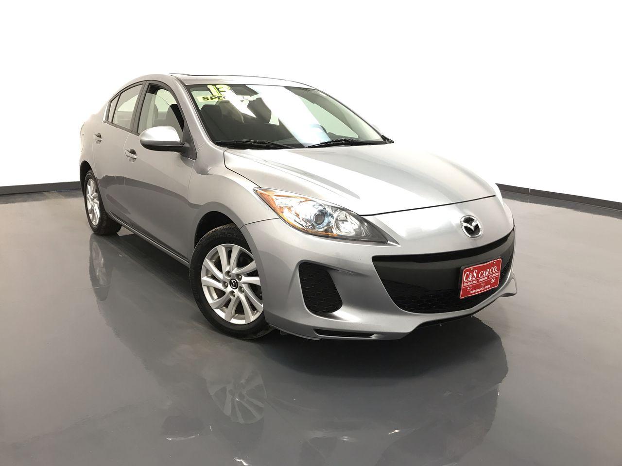 2013 Mazda Mazda3  - C & S Car Company
