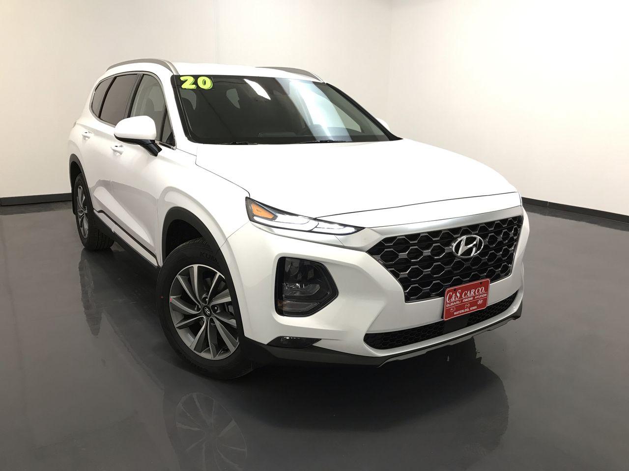 2020 Hyundai Santa Fe SEL  - HY8268  - C & S Car Company