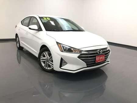 2020 Hyundai Elantra SEL for Sale  - HY8267  - C & S Car Company