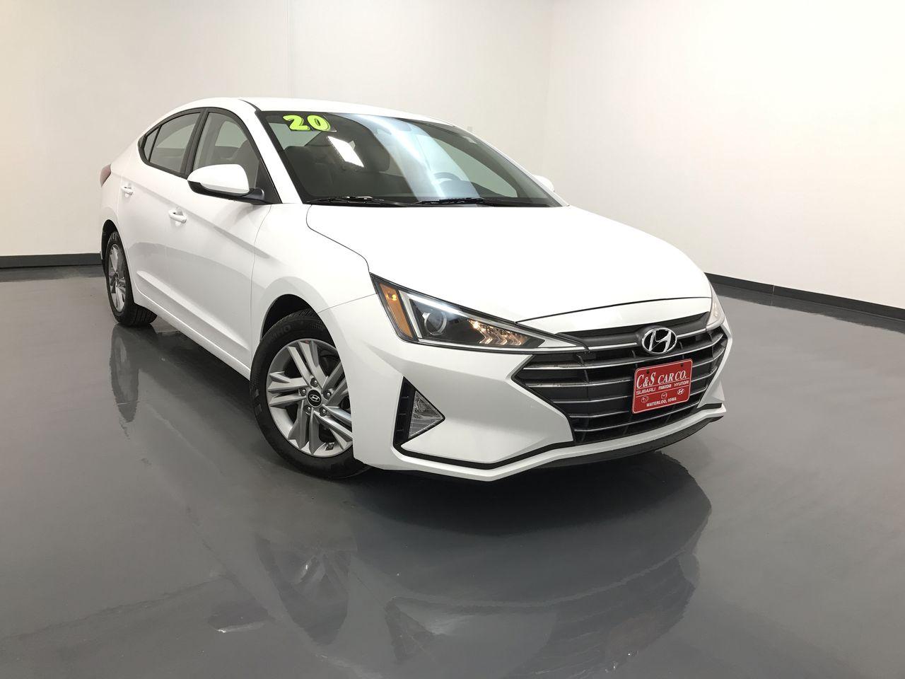 2020 Hyundai Elantra SEL  - HY8267  - C & S Car Company