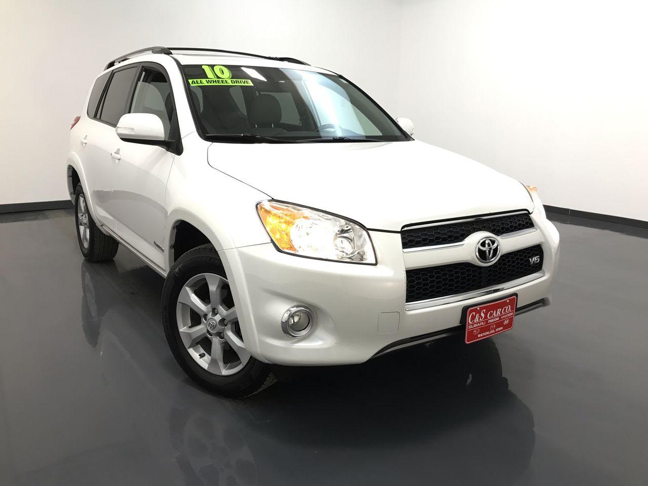 2010 Toyota Rav4  - C & S Car Company