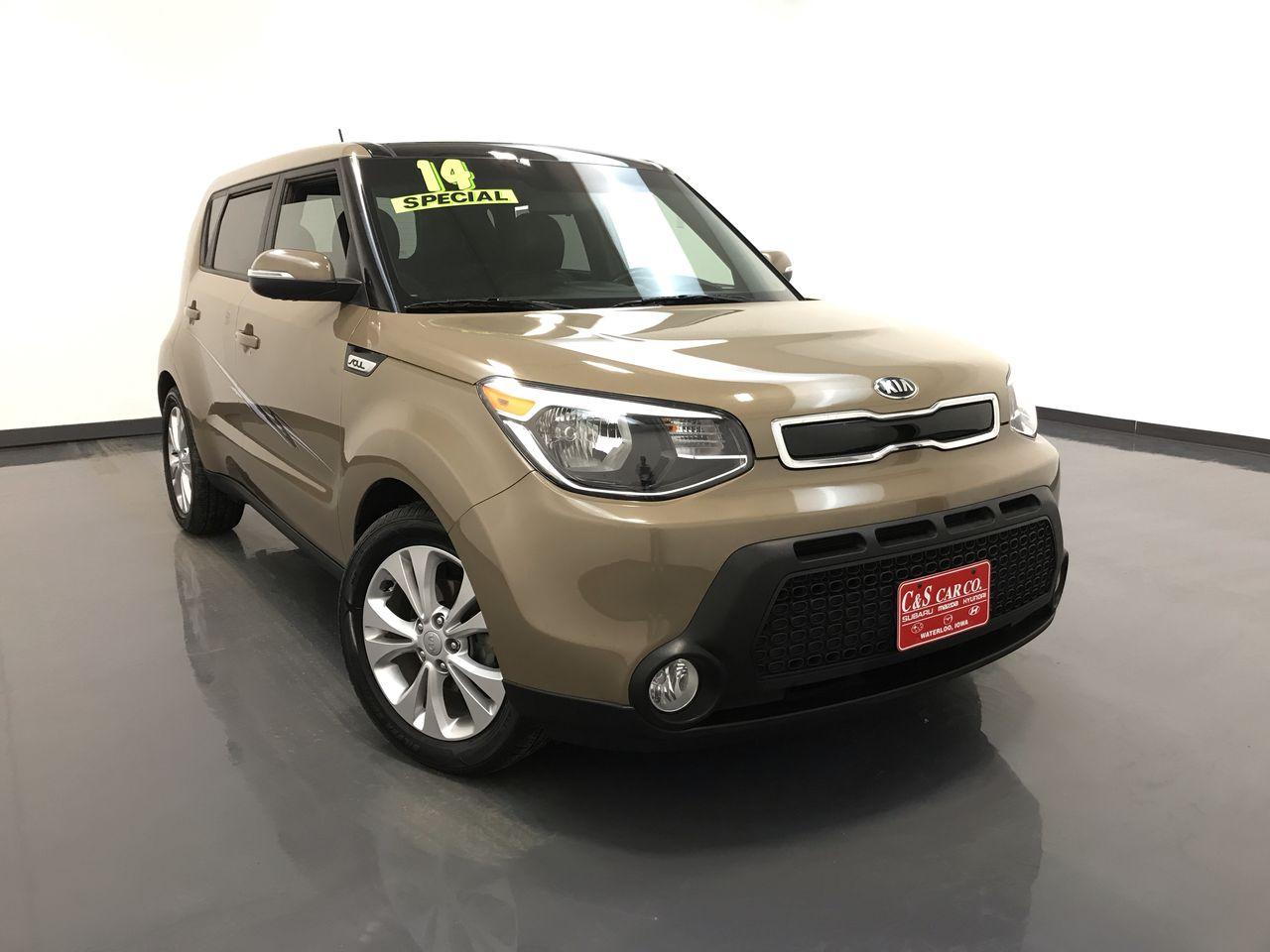 2014 Kia Soul +  - SB8268A  - C & S Car Company