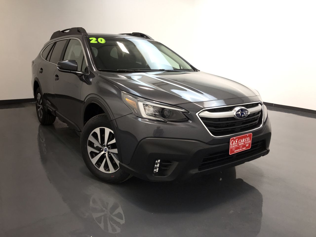 2020 Subaru Outback 2.5i Premium w/Eyesight  - SB8291  - C & S Car Company