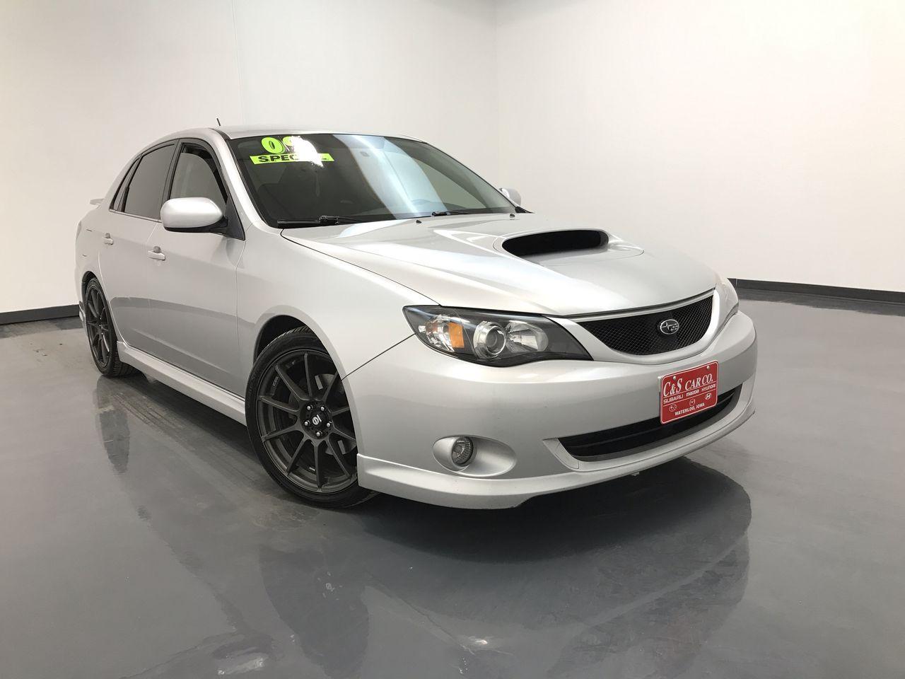 2009 Subaru Impreza WRX  - C & S Car Company