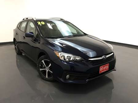 2020 Subaru Impreza 2.0i Premium w/Eyesight for Sale  - SB8301  - C & S Car Company