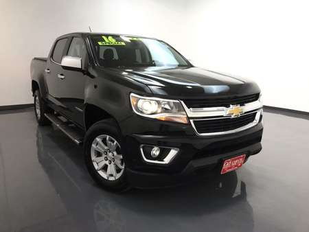 2016 Chevrolet Colorado LT Crew Cab 4WD for Sale  - 15458A  - C & S Car Company