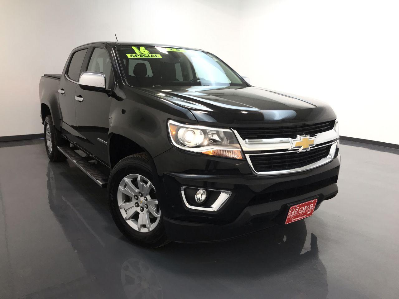 2016 Chevrolet Colorado  - C & S Car Company