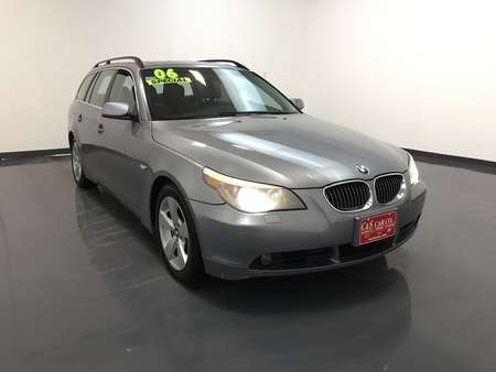 2006 BMW 5 Series 530xi Sport Wagon for Sale  - 15964  - C & S Car Company