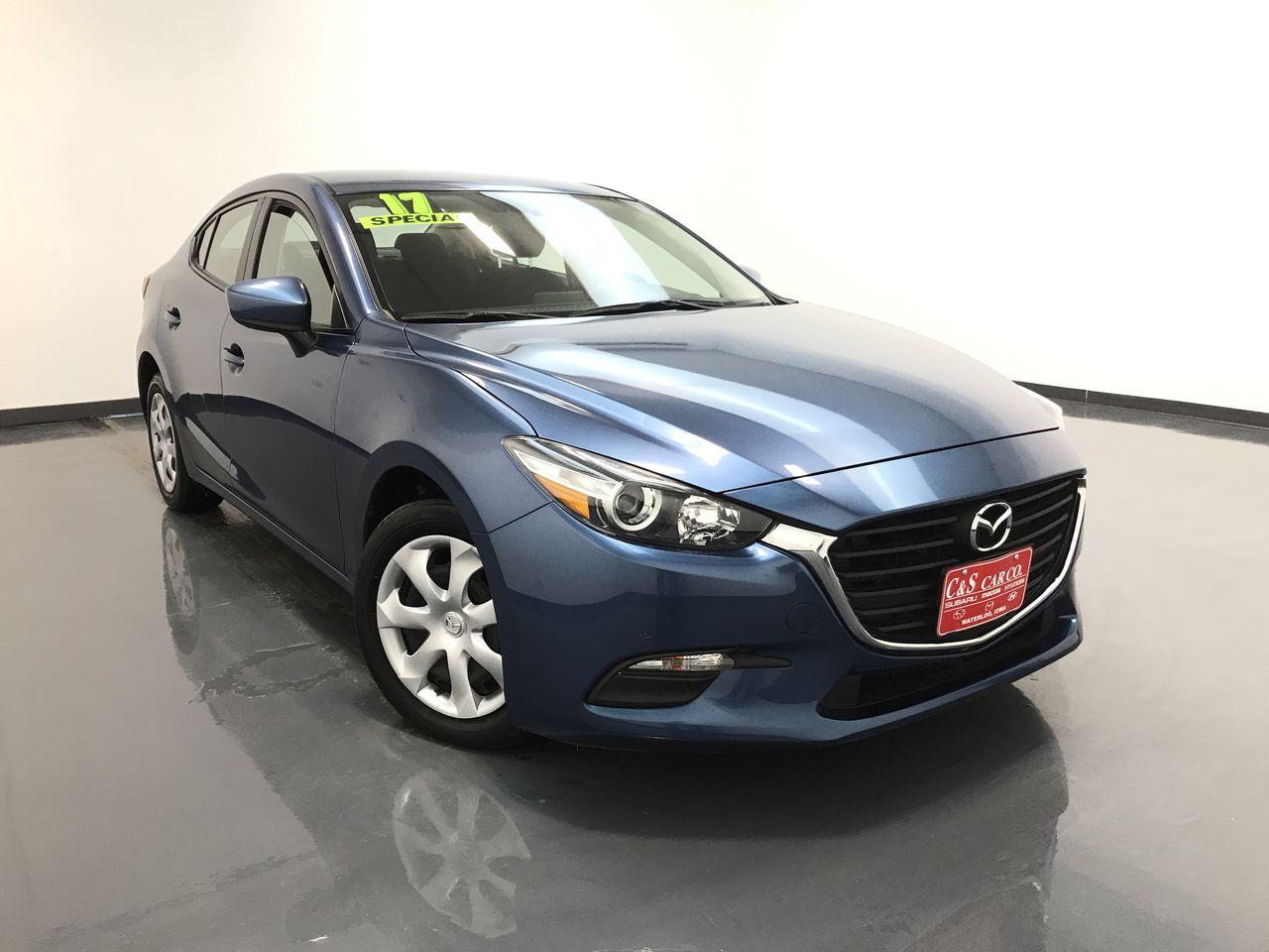 2017 Mazda MAZDA3 4-Door Sport  - SB8292A  - C & S Car Company