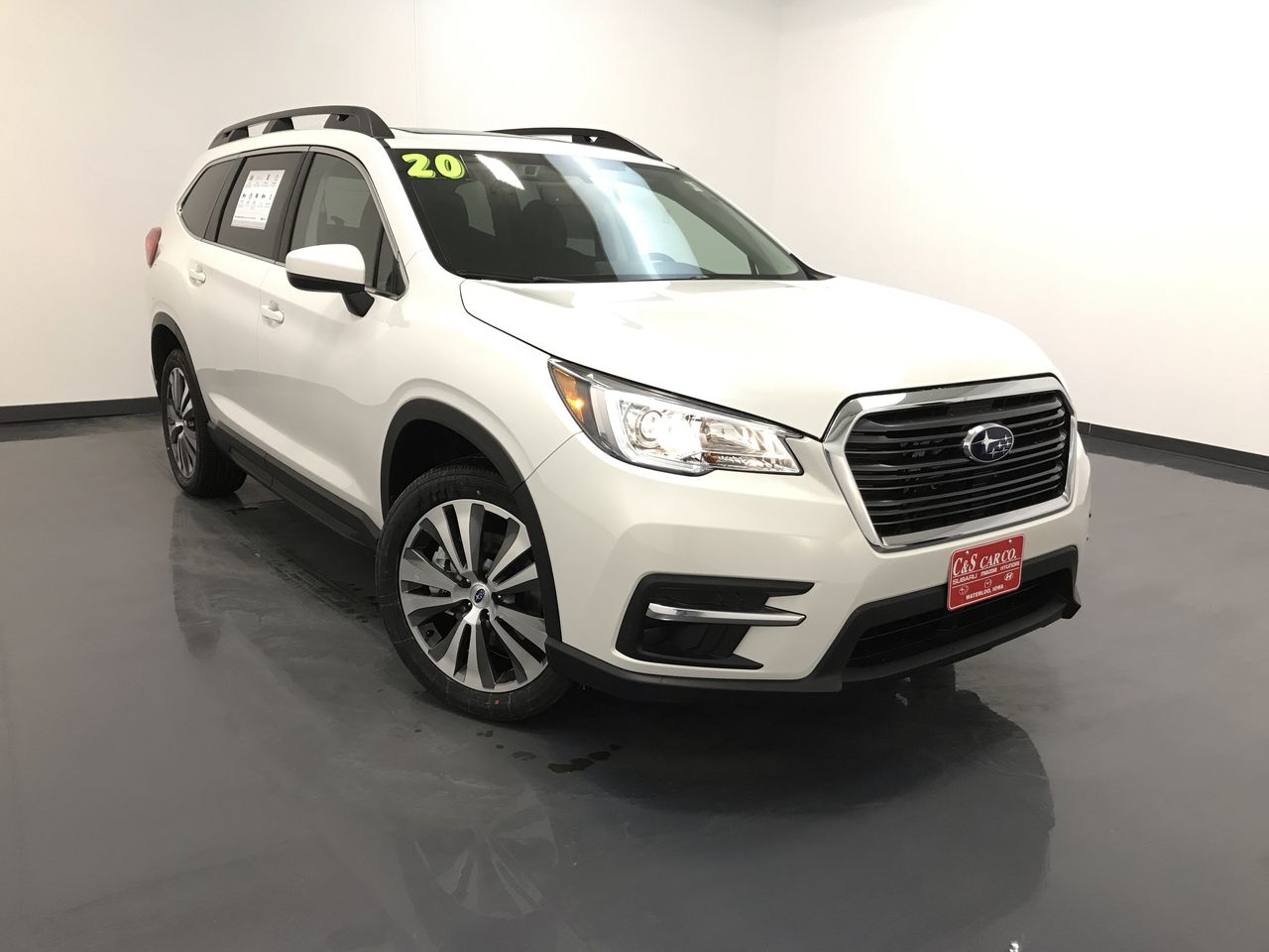 2020 Subaru ASCENT Premium AWD w/Eyesight  - SB8307  - C & S Car Company