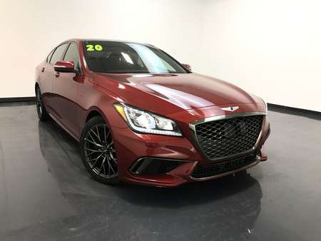 2020 Genesis G80 AWD 3.8L for Sale  - GS1016  - C & S Car Company