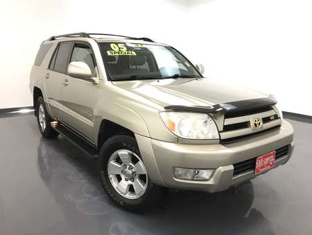 2005 Toyota 4Runner Limited 4X4 V8 for Sale  - HY8264B  - C & S Car Company