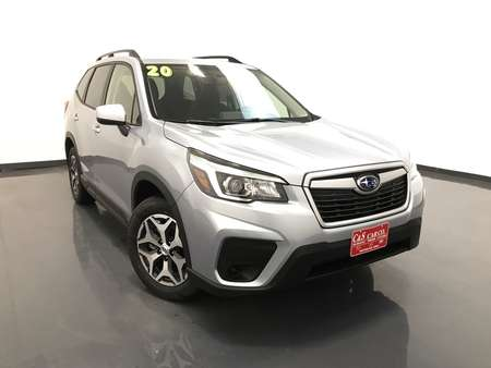 2020 Subaru Forester 2.5i Premium w/Eyesight for Sale  - SB8309  - C & S Car Company