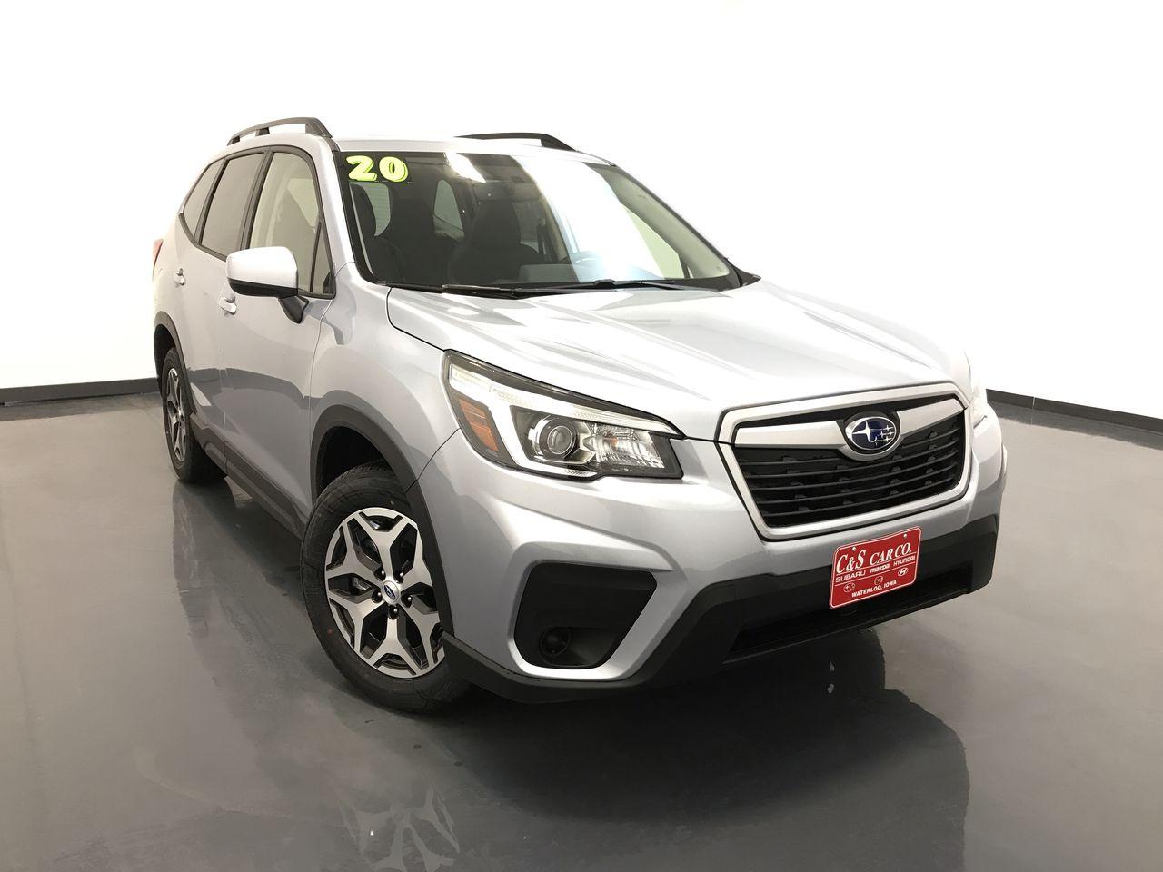2020 Subaru Forester 2.5i Premium w/Eyesight  - SC8309  - C & S Car Company
