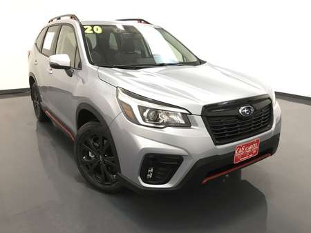 2020 Subaru Forester 2.5i Sport w/Eyesight for Sale  - SB8308  - C & S Car Company