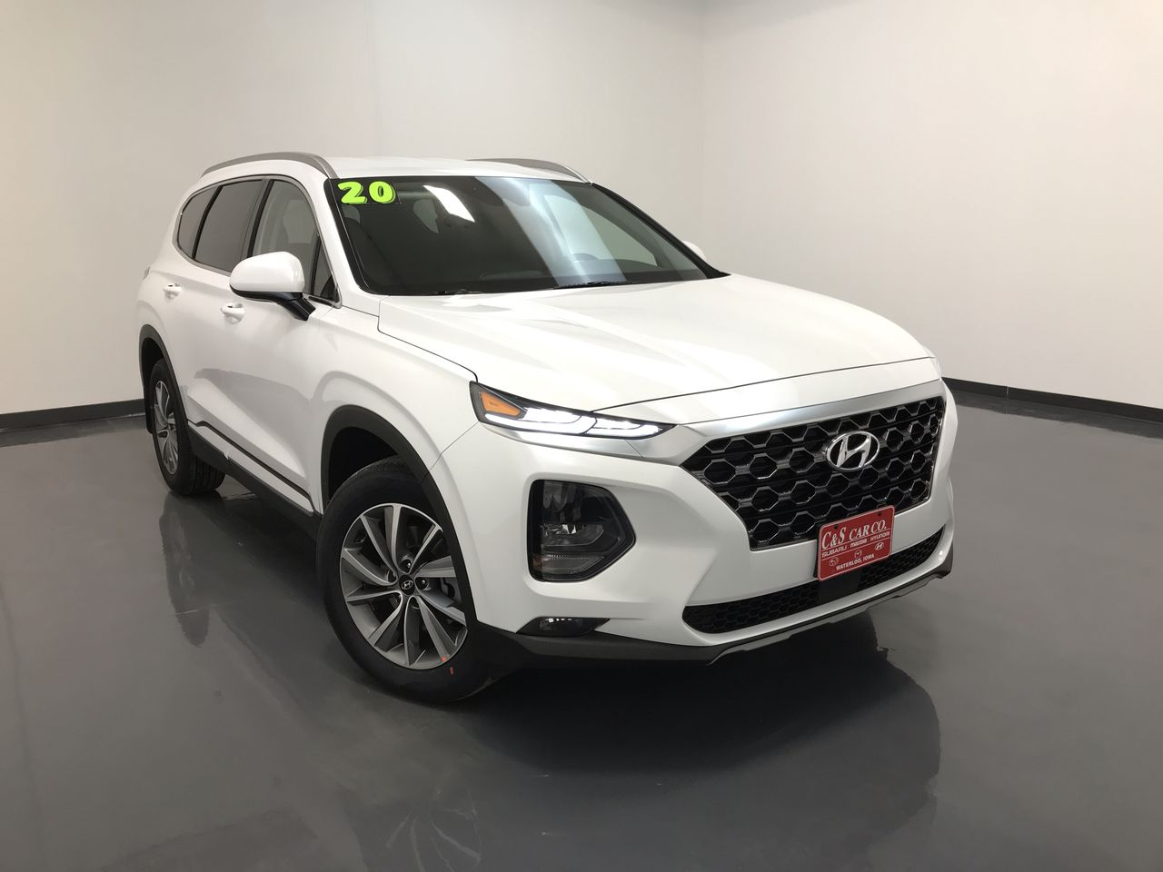 2020 Hyundai Santa Fe SEL 2.4L  - HY8278  - C & S Car Company