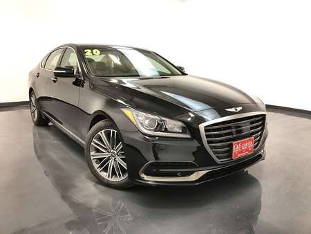 2020 Genesis G80 AWD 3.8L for Sale  - GS1017  - C & S Car Company
