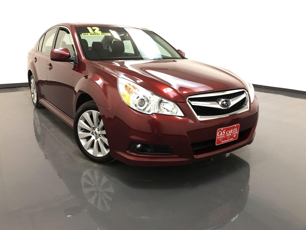 2012 Subaru Legacy 2.5i Limited  - 15975  - C & S Car Company