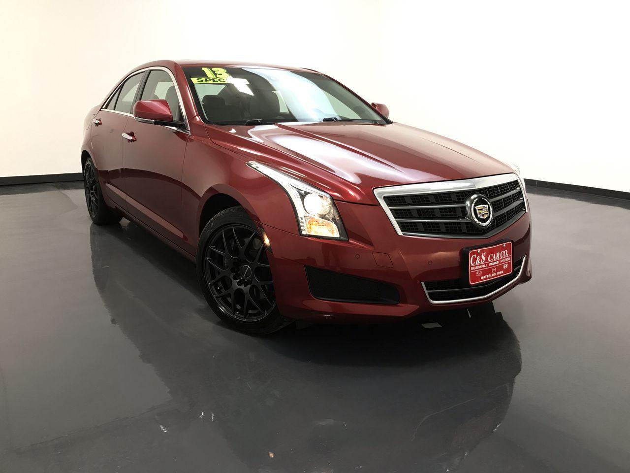 2013 Cadillac ATS AWD Luxury  - SB8225A  - C & S Car Company
