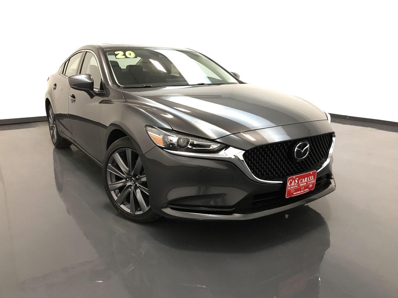 2020 Mazda Mazda6 i Touring  - MA3323  - C & S Car Company