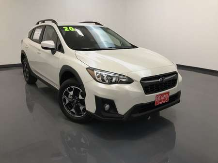 2020 Subaru Crosstrek 2.0i Premium w/Eyesight for Sale  - SB8340  - C & S Car Company